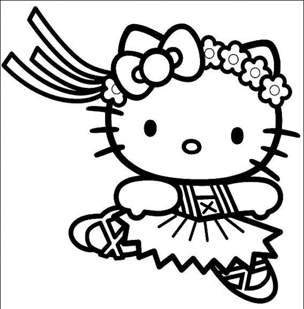 Hello Kitty Birthday Invitation Free Templates 2