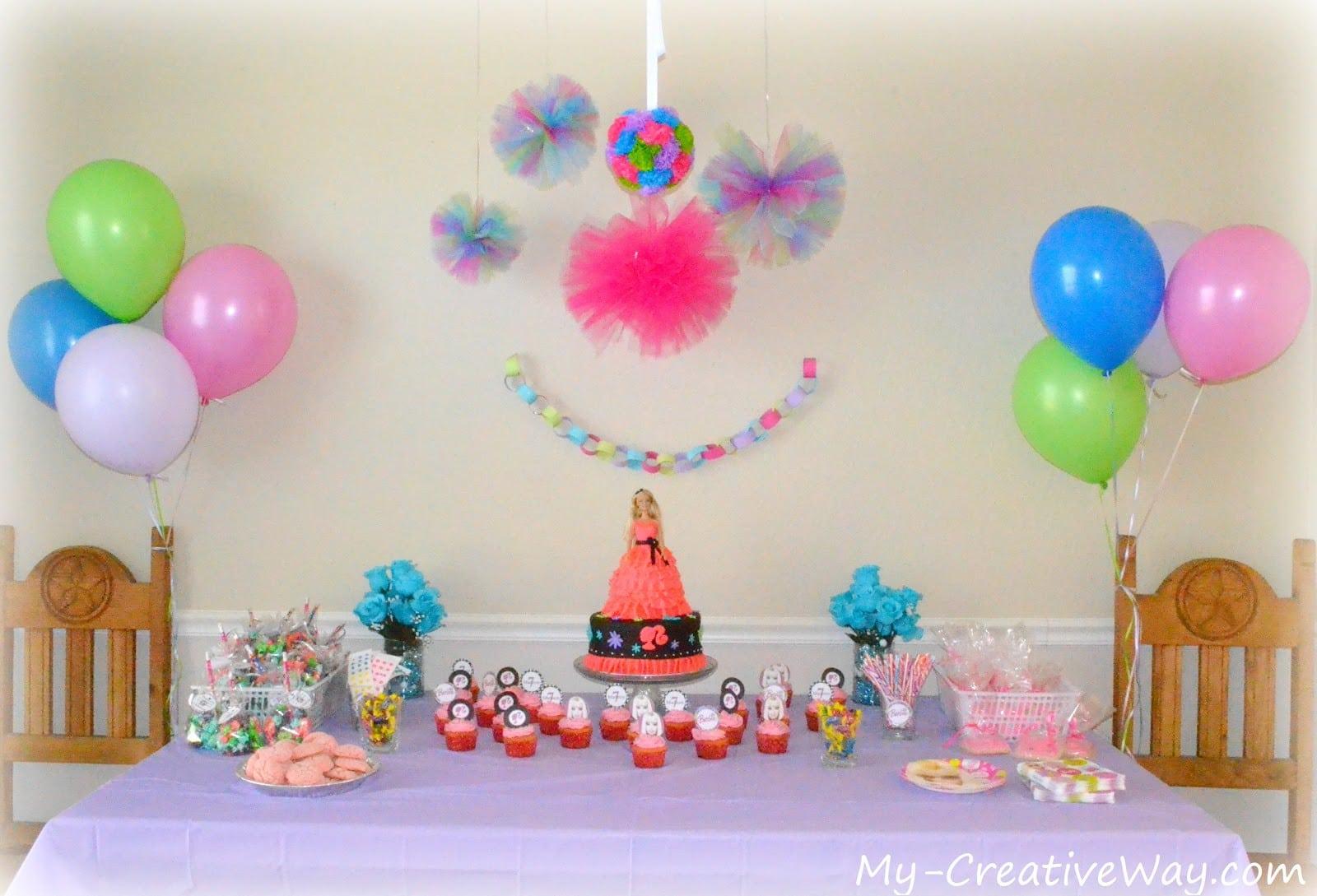 Hello Kitty Birthday Party Invitation Empty 5