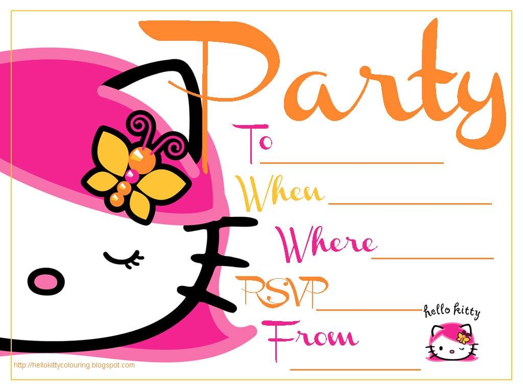 Invitation City  Free Invitation Layouts