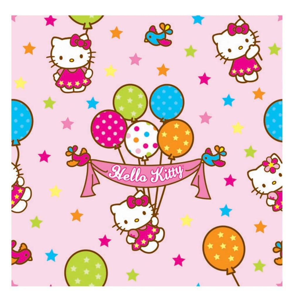 Hello Kitty Invitation Background 5