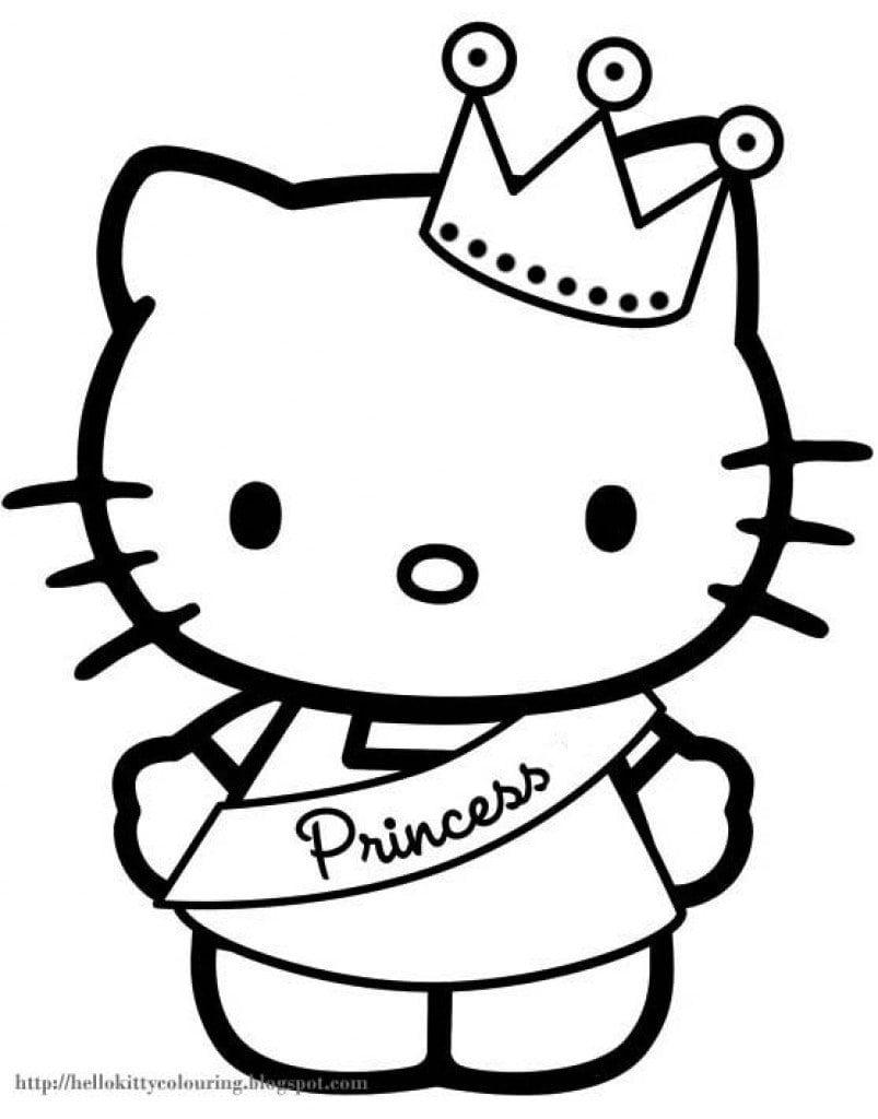 Hello Kitty Invitation Free Printables 2