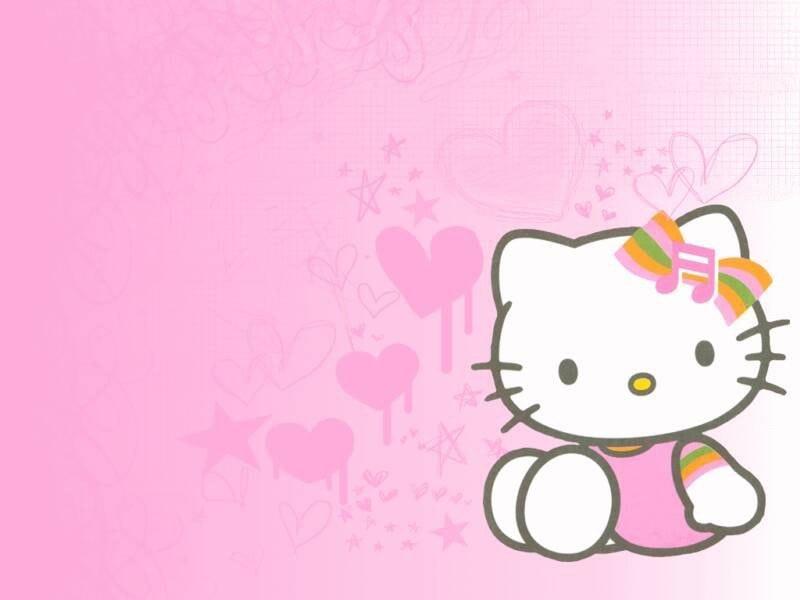 Hello Kitty Invitation Free Printables 3