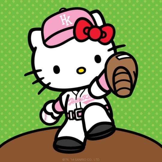 Hello Kitty Png Invite 5