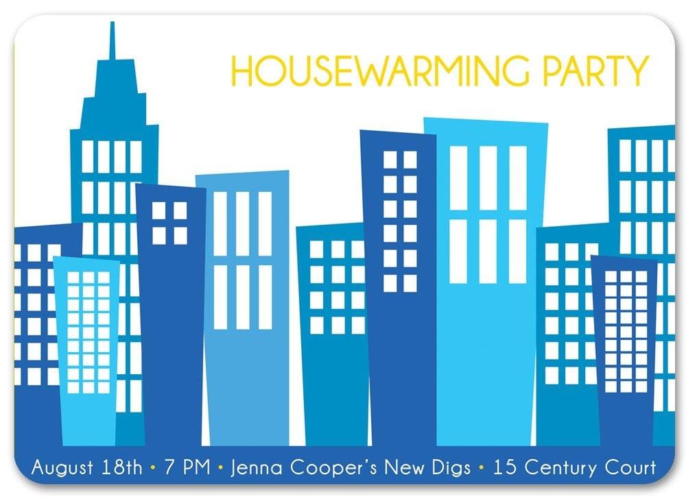 Housewarming Invite Templates 5