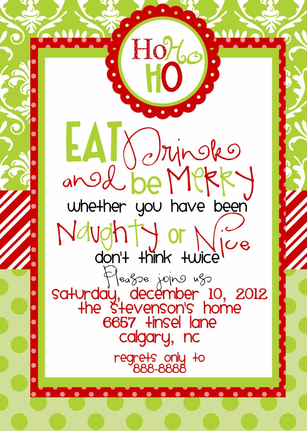 free christmas party invitationsInvitation Christmas Party Wording BHftG6Pq