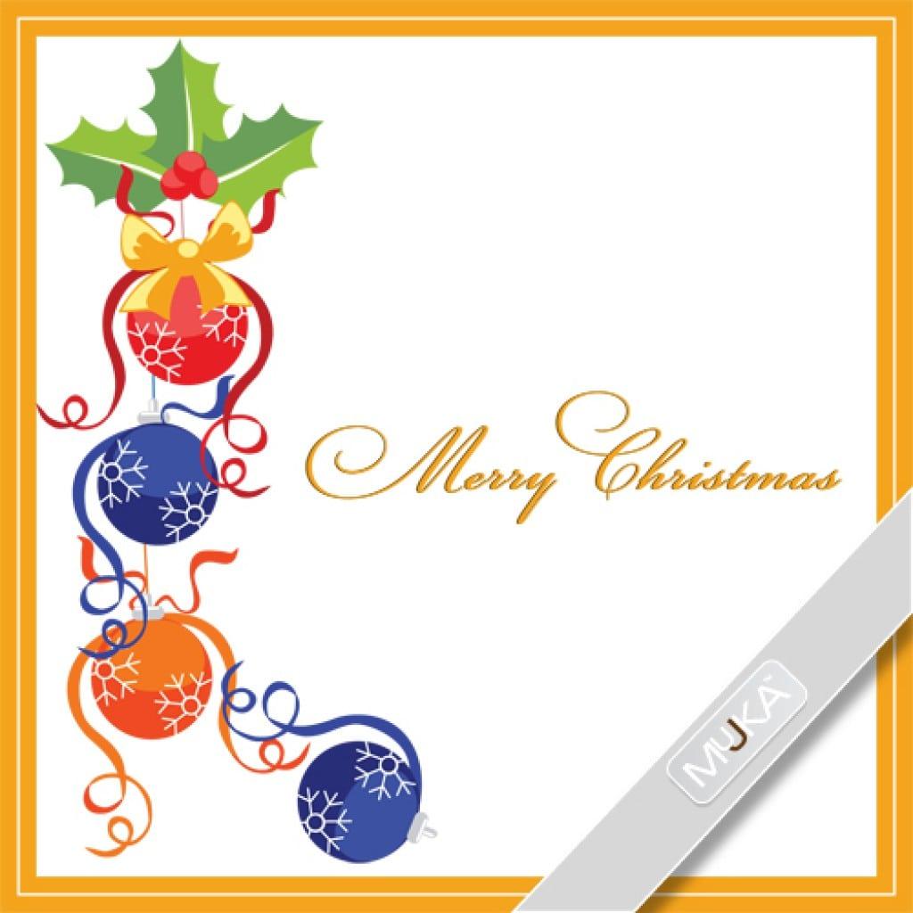 Invitation Christmas Template Free 4