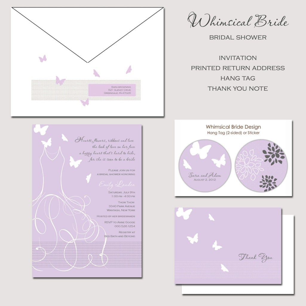 Invitation For Baptism Template 2