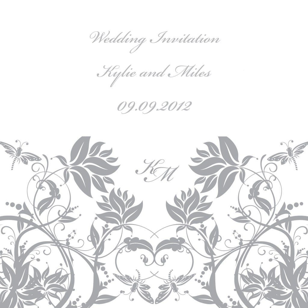 Invitation For Baptism Template