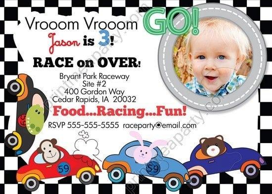 Invitation Sample For Birthday Kids 5