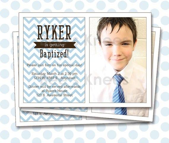 baptism invitations templates free download .