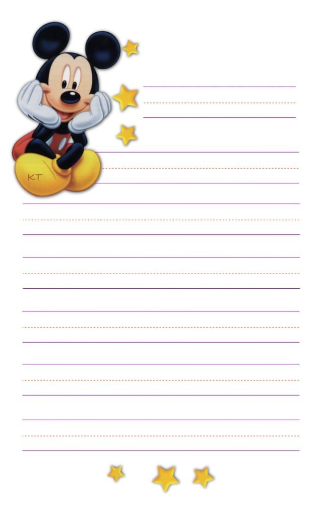 Mickey And Minnie Mouse Free Printable Invitations