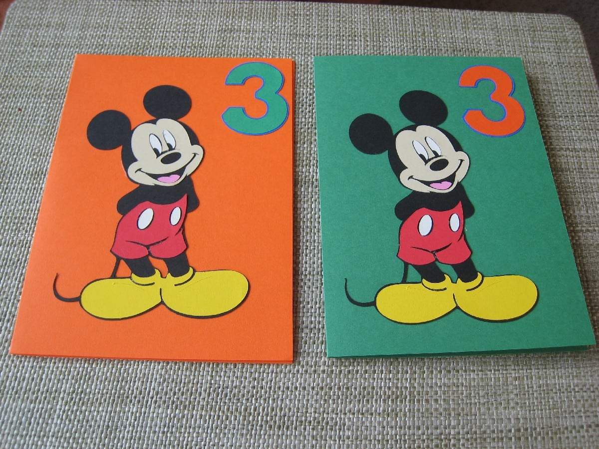 Mickey Mouse Clubhouse Invite 3