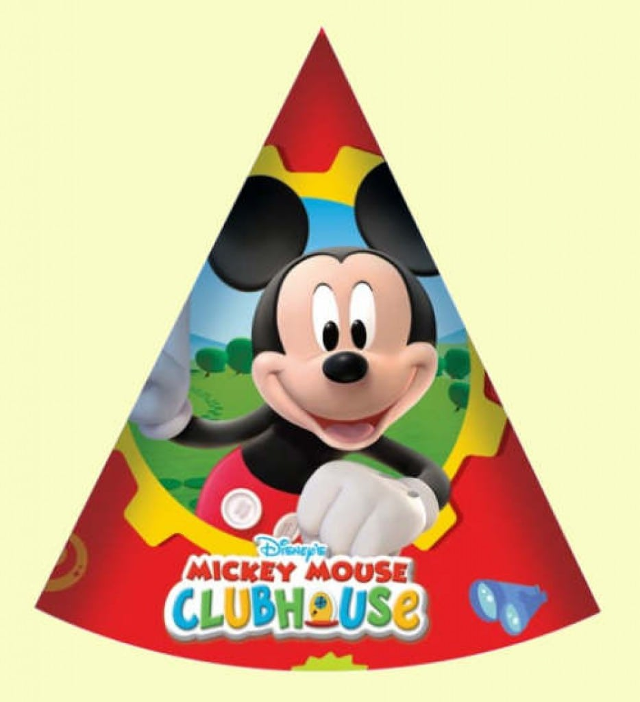 Mickey Mouse Clubhouse Invite 4