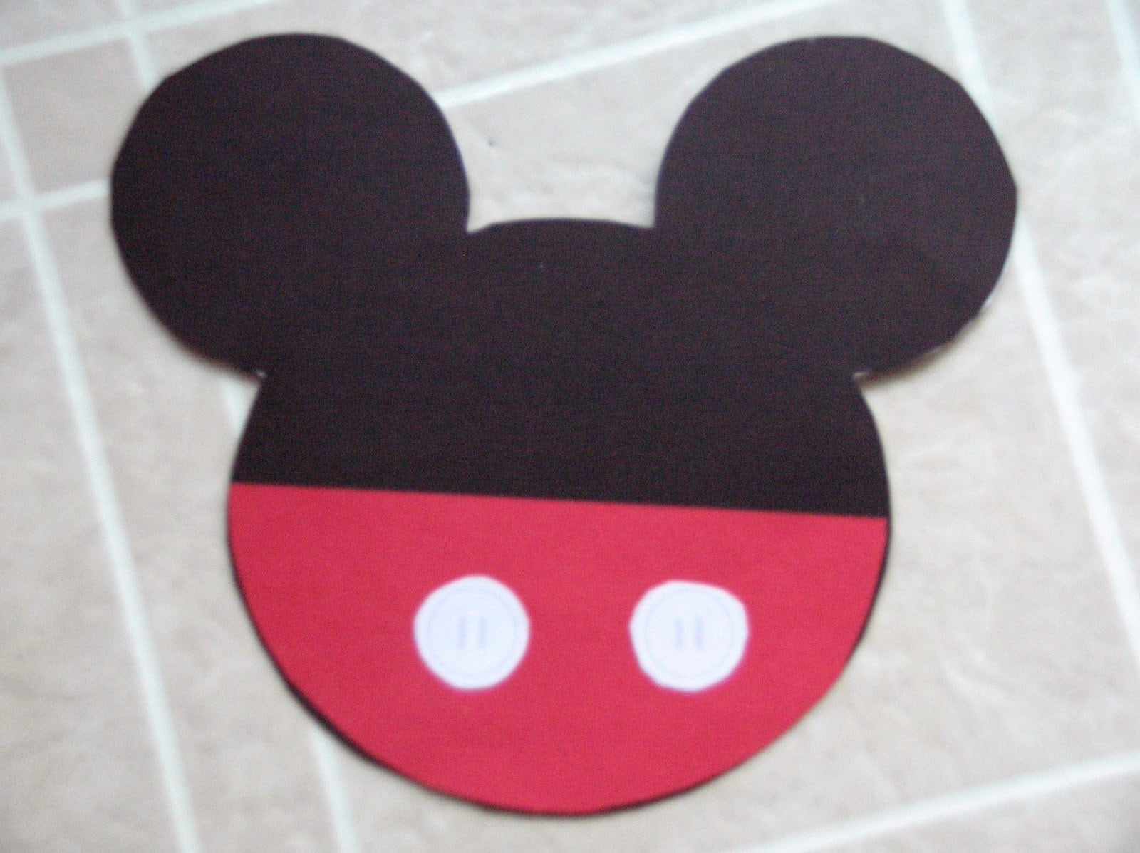 Mickey Mouse Free Birthday Invitations 4