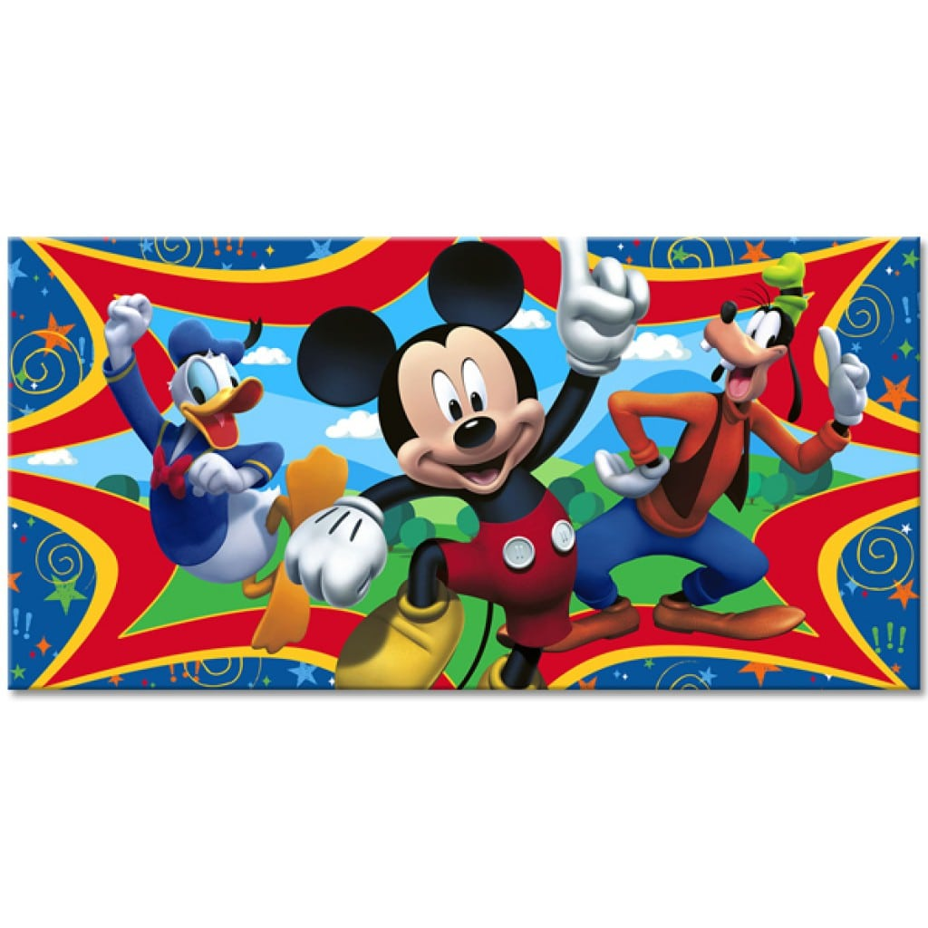 Mickey Mouse Party Free Invitation To Print 5