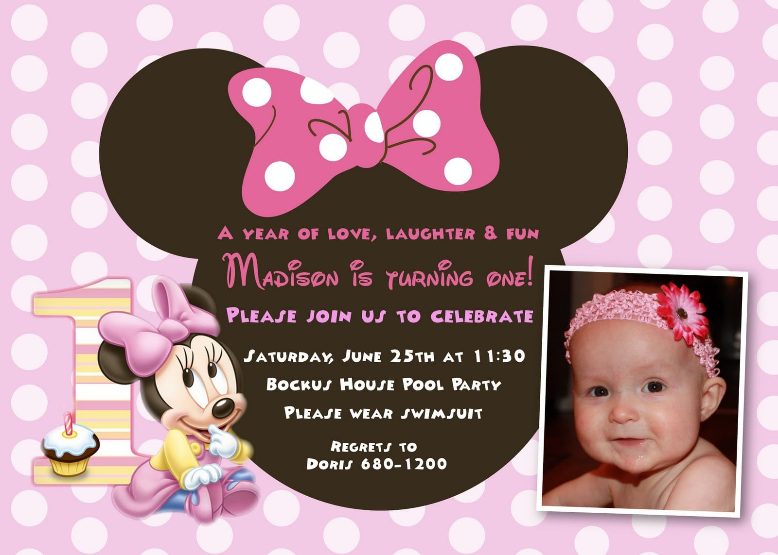minniemousefirstbirthdayinvitationtemplates5jpeg