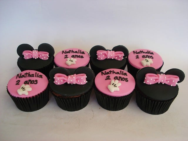 Minnie Mouse Invites 1st Birthday 4