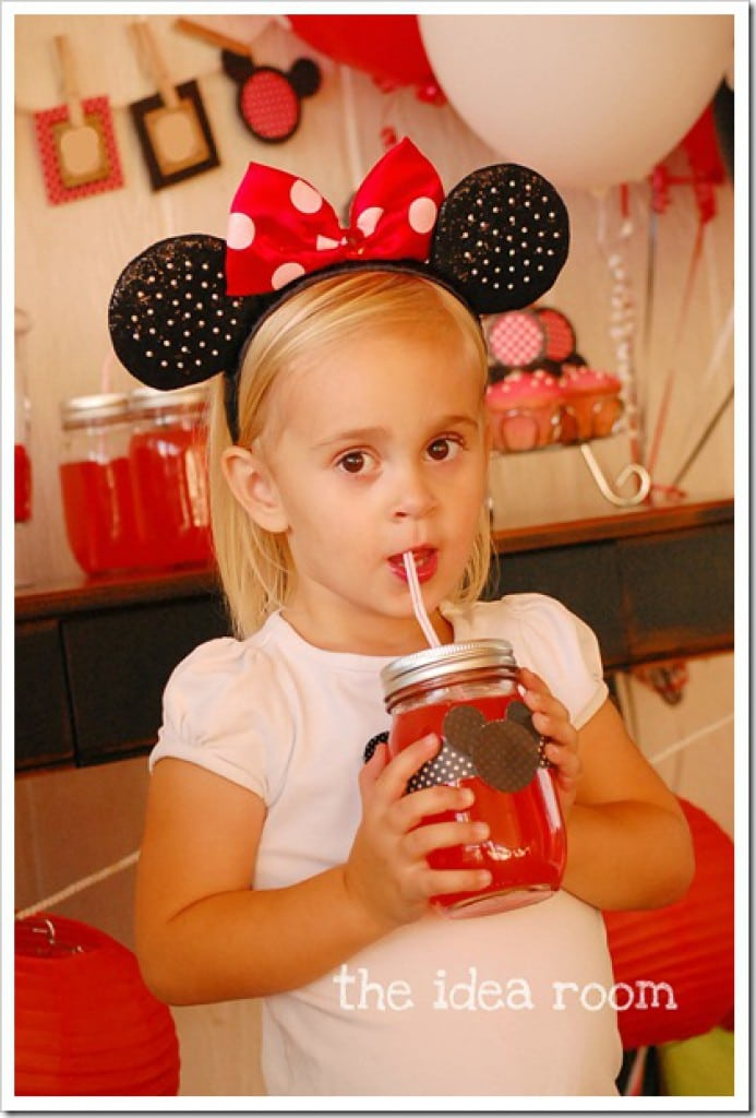 Minnie Mouse Invites 1st Birthday