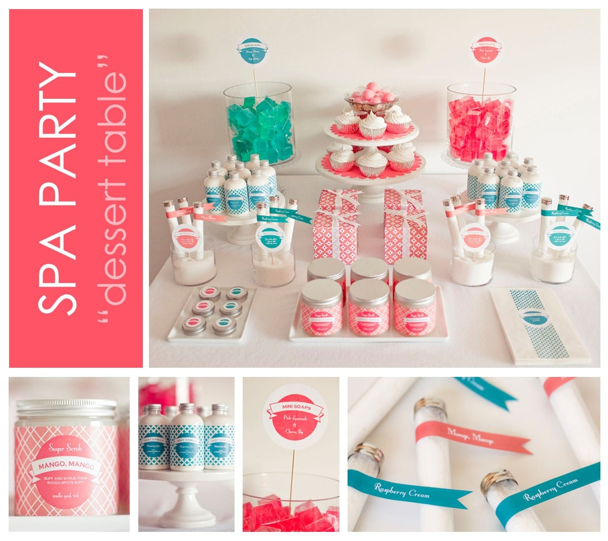 Party Invitations For Girls Teenage 2