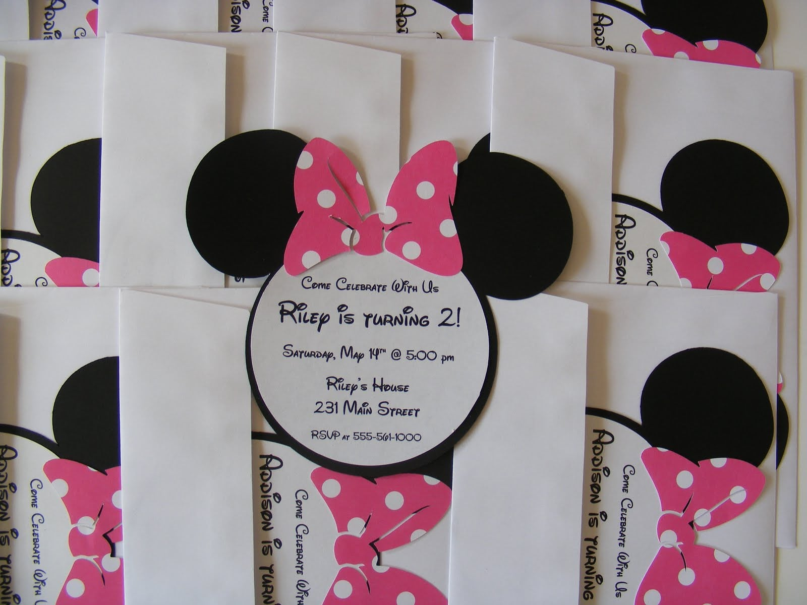 Party Invitations Templates For 13 Year Old 3