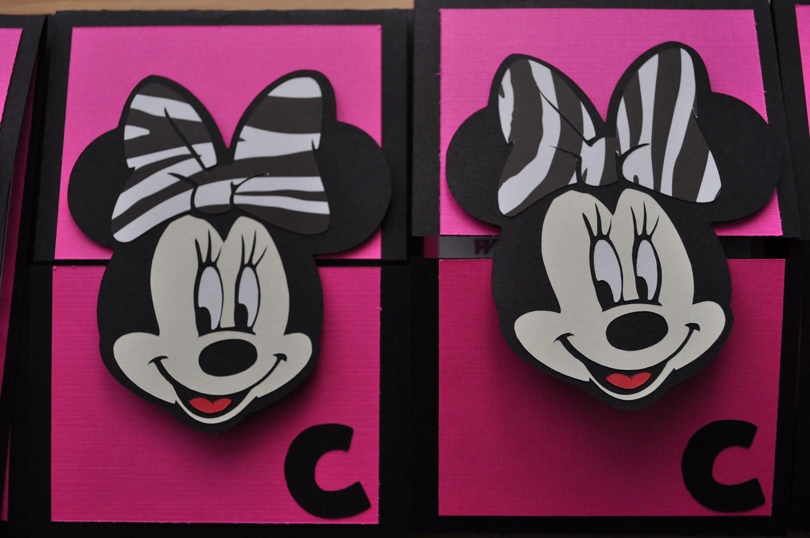 Printable Minnie Mouse Invitation Templates 5