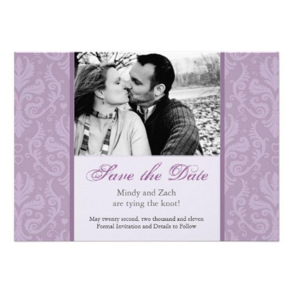 Printable Wedding Invitation Templates 5