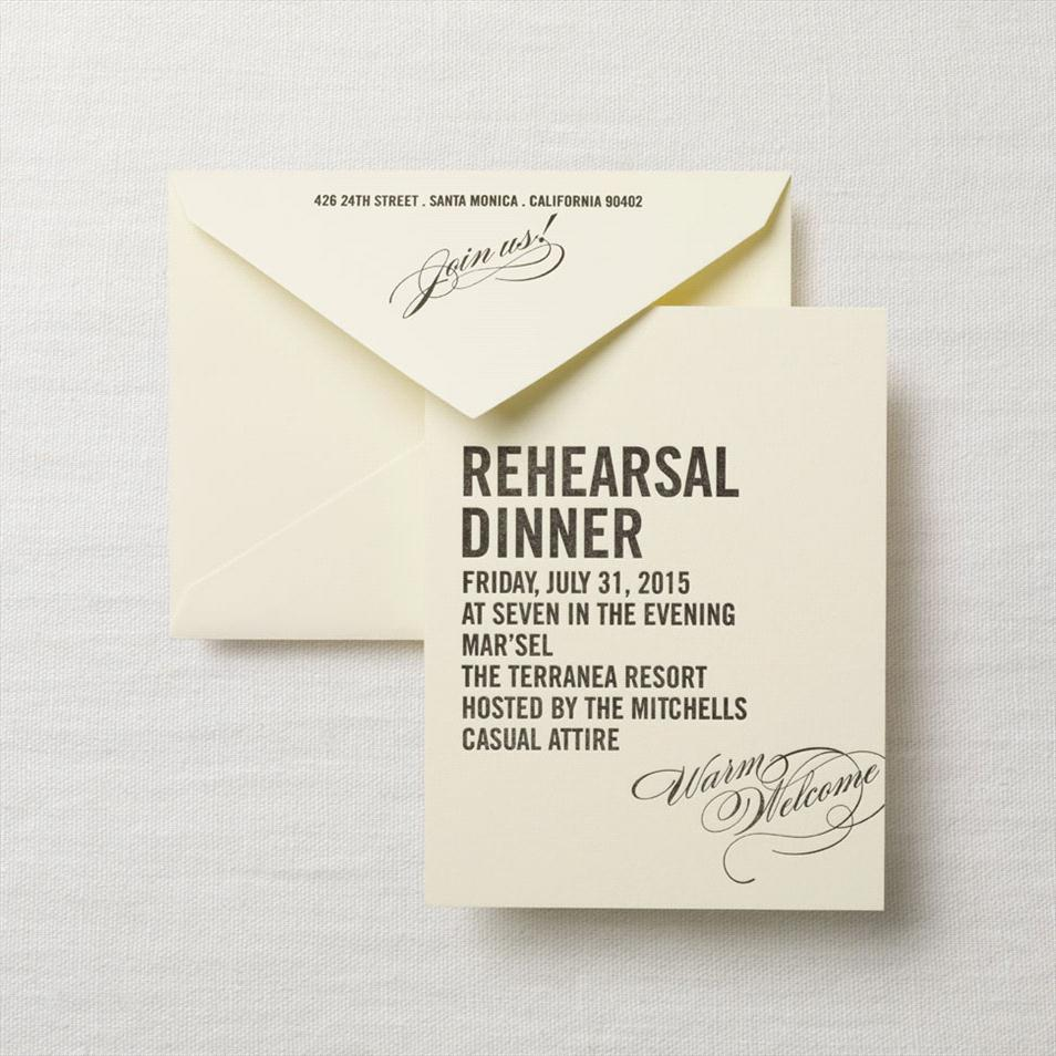 Rehearsal Dinner Invitations Etiquette for your inspiration to make invitation template look beautiful