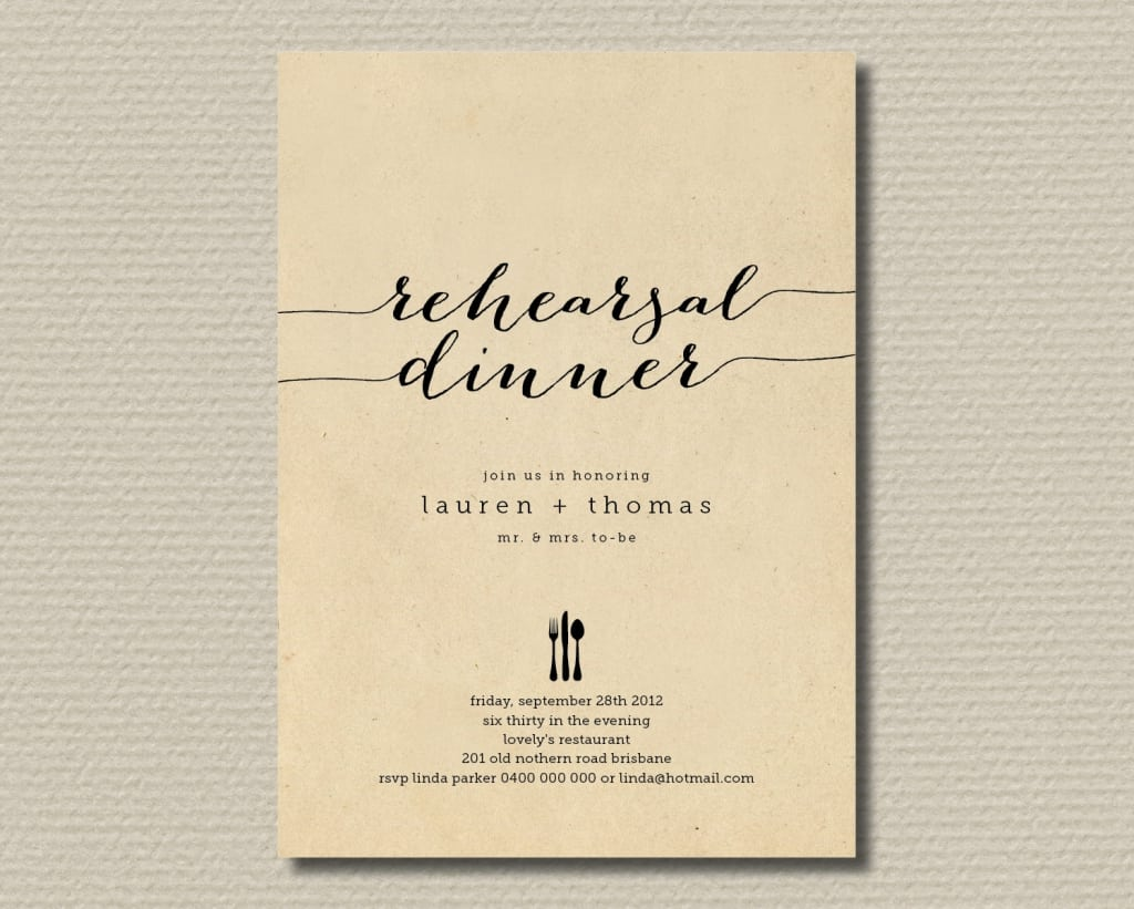 Unusual image with regard to free printable rehearsal dinner invitations