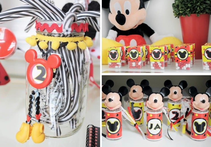 Sample Birthday Invitation Of Mickey Mouse 5