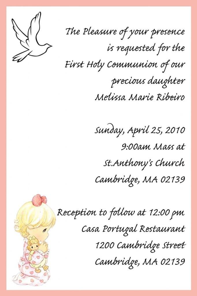 Sample Hello Kitty Party Invitations 2