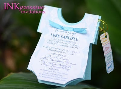 Sample Invitation For Christening With Godparents