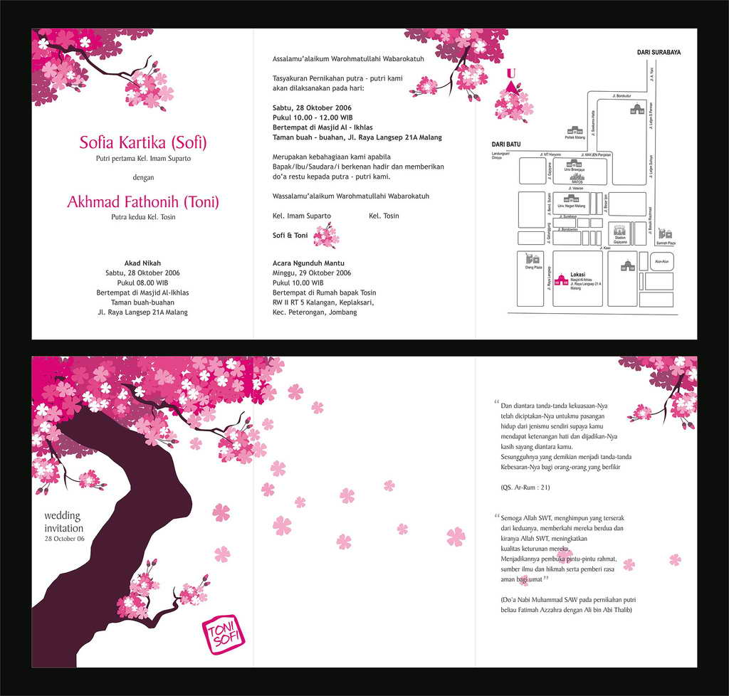 Sample Wedding Invitation GOwQUu4S