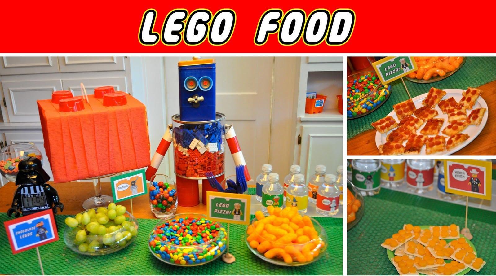 Star Wars Lego Birthday Invitations Printable Free 3