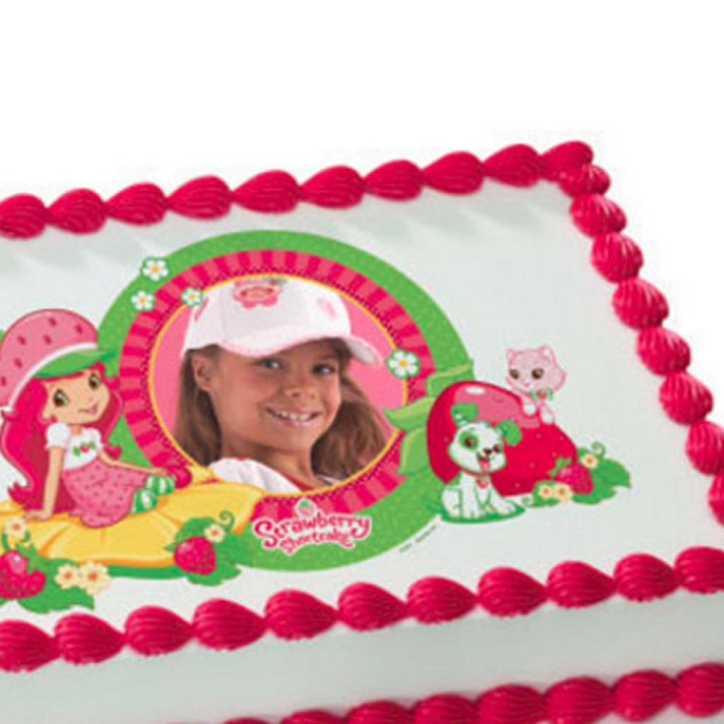 Strawberry Shortcake Invitations Free 2