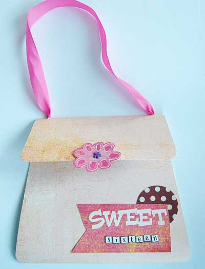 Sweet Sixteen Birthday Invitations Templates 2