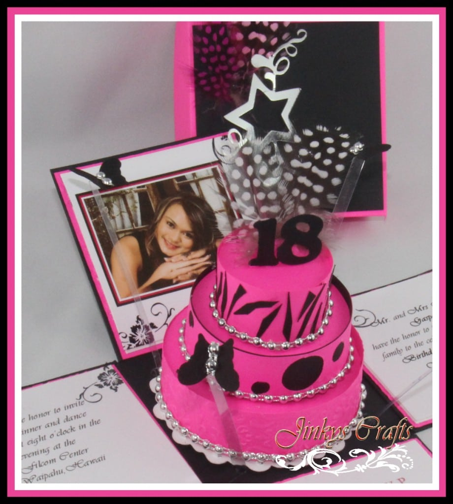 Sweet Sixteen Birthday Invitations Templates 5