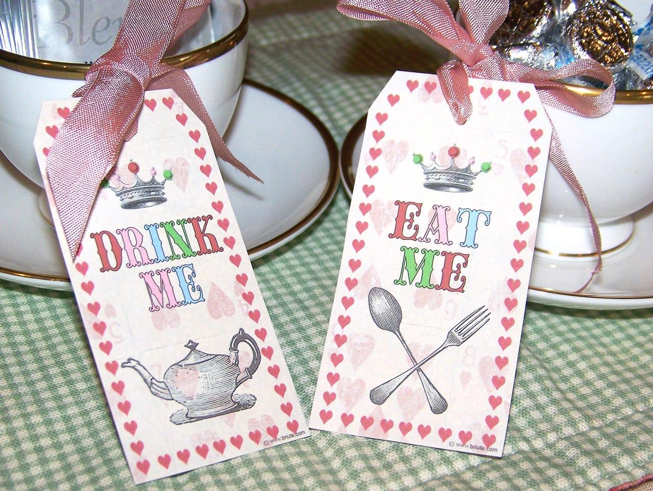 Tea Party Invitation Templates Free 5