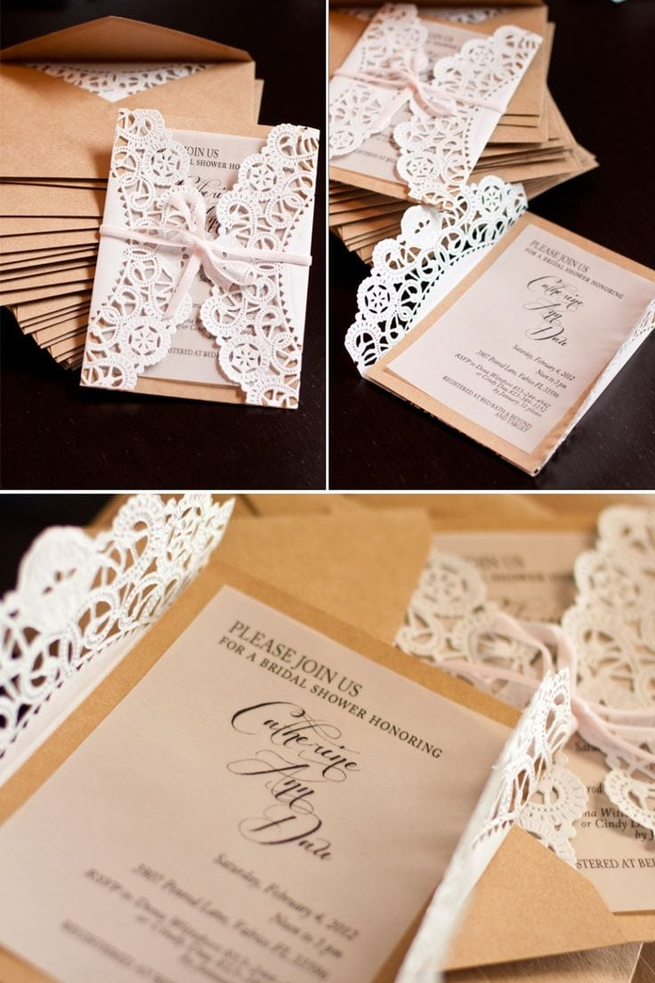 Templates For Invitations Free Printable