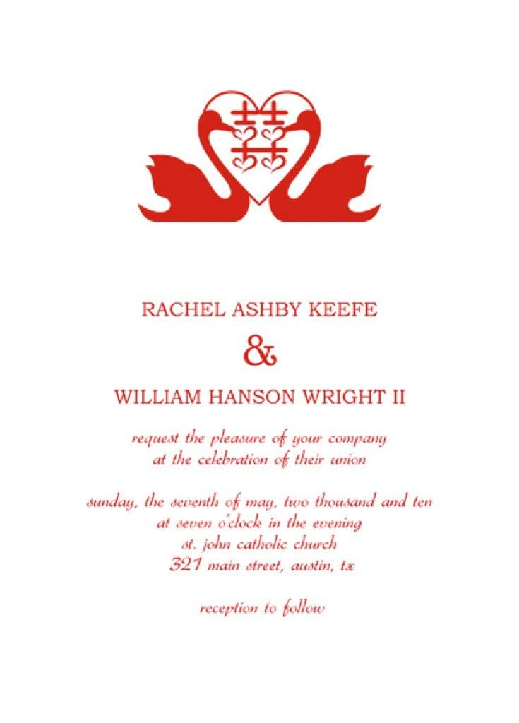 Templates For Wedding Invitations Free To Download