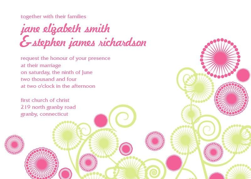 Wedding Hindu Invitations Free Templates 2