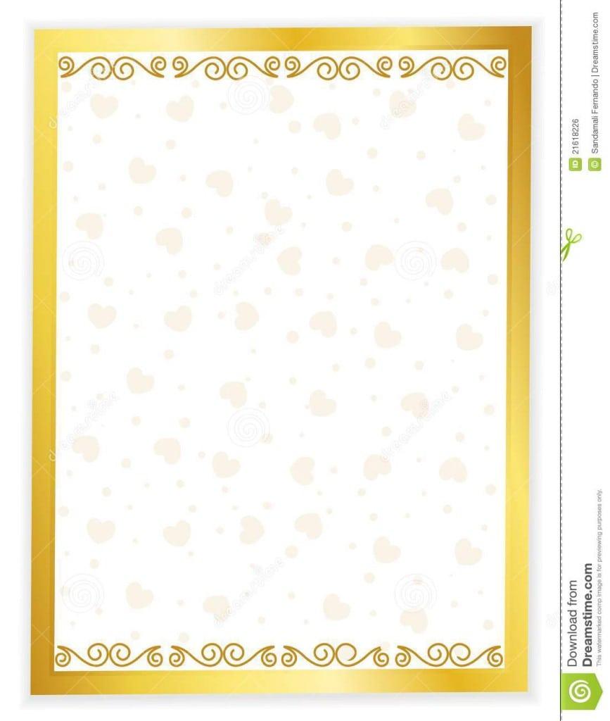Wedding Invitation Backgrounds 3