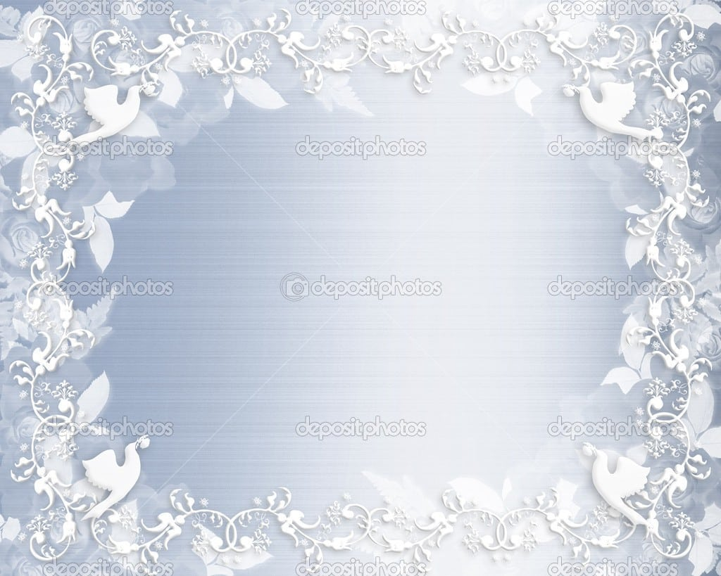 Wedding Invitation Backgrounds 5
