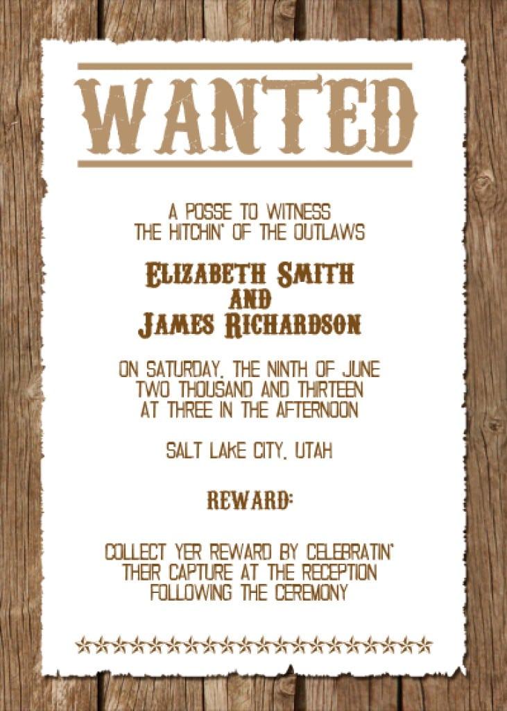 Wedding Invitation Free Templates 3