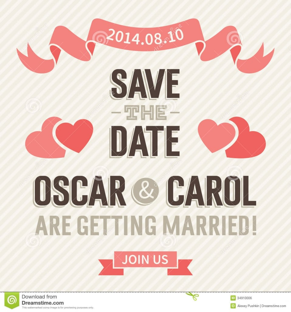 Free Wedding Invitation Downloads: Wedding Invite Templates To Download For Free