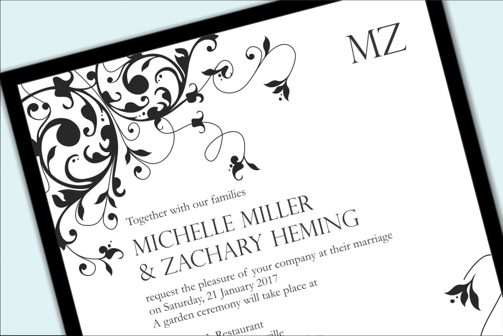 Wedding Invites Designs