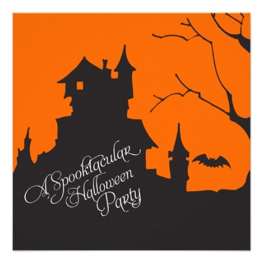 39;s Halloween Party Invites