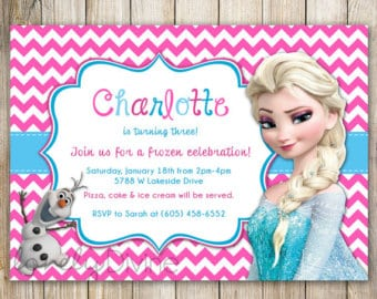7th Birthday Invitation For Girls Free Printable