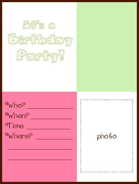 Birthdayinvitationsforgirlsfreeprintableg birthday invitations for girls free printable 301 x 400 450 x 598 stopboris Choice Image