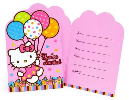 Birthday Invitations Templates Free Online