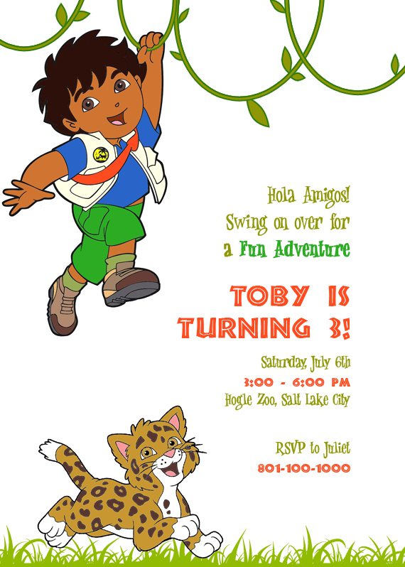 Birthday Invitations Templates Png Free